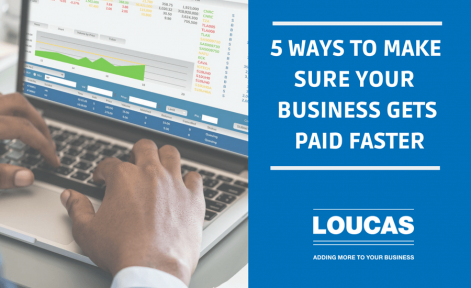 5 Ways to get paid faster