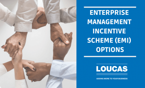 Enterprise Management Incentive Scheme EMI Options