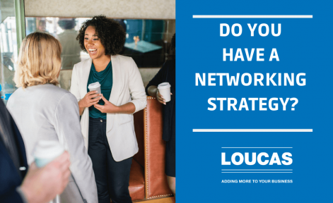 Do You have a Networking Strategy