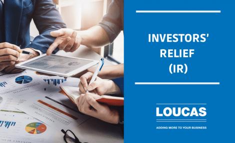 Investors Relief IR