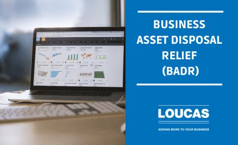 Business Asset Disposal Relief BADR