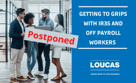 Getting to grips with IR35 and off payroll workers