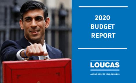 2020 Spring Budget